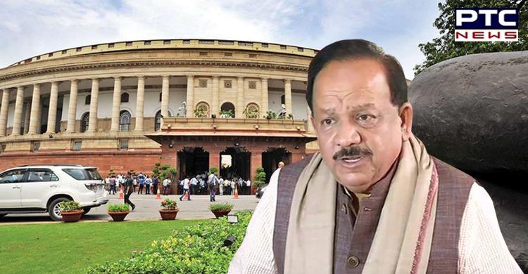 Parliament Monsoon Session: Harsh Vardhan claims success against coronavirus