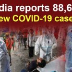 With 88,600 new cases, India's COVID-19 tally rises to 5,992,533