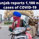With 1,100 new cases, Punjab's COVID-19 tally rises to 1,12,460