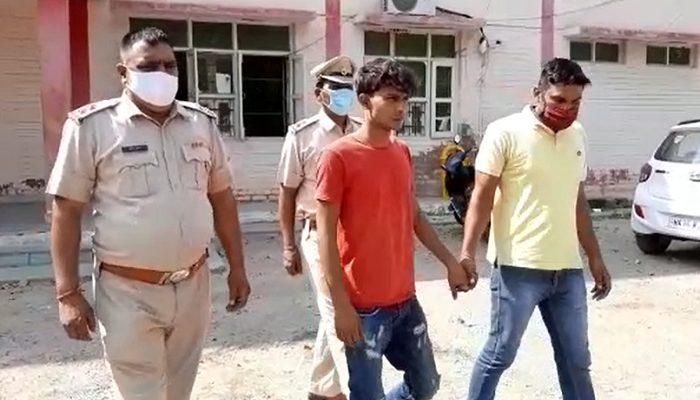 Cow smugglers firing on police team   Crime News Haryana
