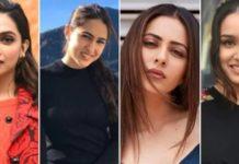 NCB issues summons to Deepika Padukone, Sara Ali Khan, Shradhha Kapoor & Rakul Preet Singh