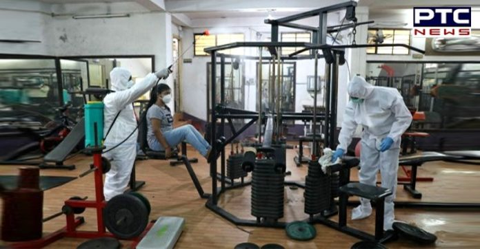 Delhi allows reopening of Gyms, Yoga centres from today