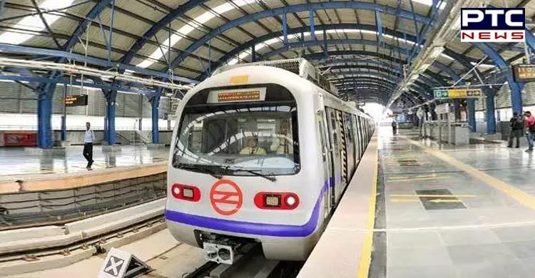 Delhi DMRC Blue and Pink Line Metro Resumed   Interchange Stations
