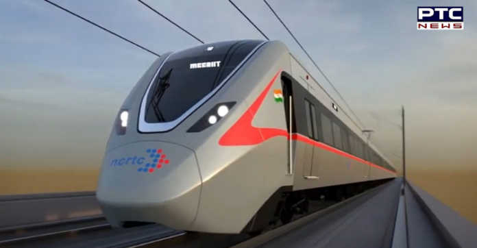 India's first RRTS train design to run on Delhi-Ghaziabad-Meerut corridor unveiled