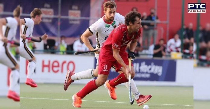 FIH Pro League 2020: World Cup champions Belgium record 6-1 win over Germany