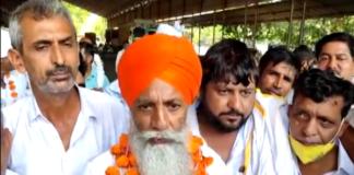 Farmer Leader Gurnam Singh Chadhuni give Road Jam call