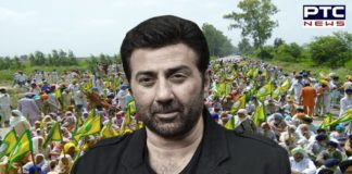Farmers protest against farm laws 2020: BJP Lok Sabha MP from Gurdaspur, Sunny Deol, said he stands with the party as well as the farmers.