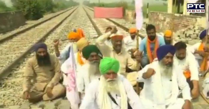 Punjab Farmers Protest: Kisan Mazdoor Sangharsh Committee extends 'rail roko' agitation