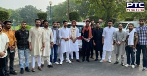 Punjabi singers reach different places to support farmer protests