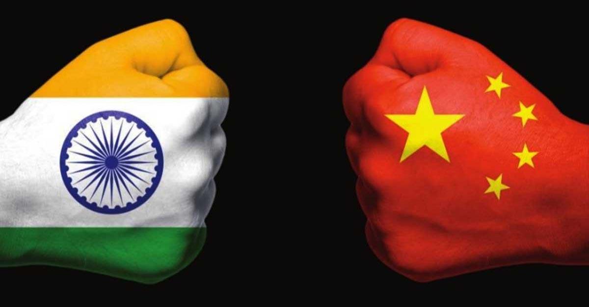 India China Standoff   Firing On LAC In Eastern Ladakh