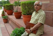 Former Cabinet Minister Jaswant Singh passed away