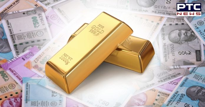 Gold prices fall sharply today, silver rates plunge