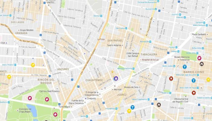 Google Map New Feature Corona infection Information on Google Map (1)