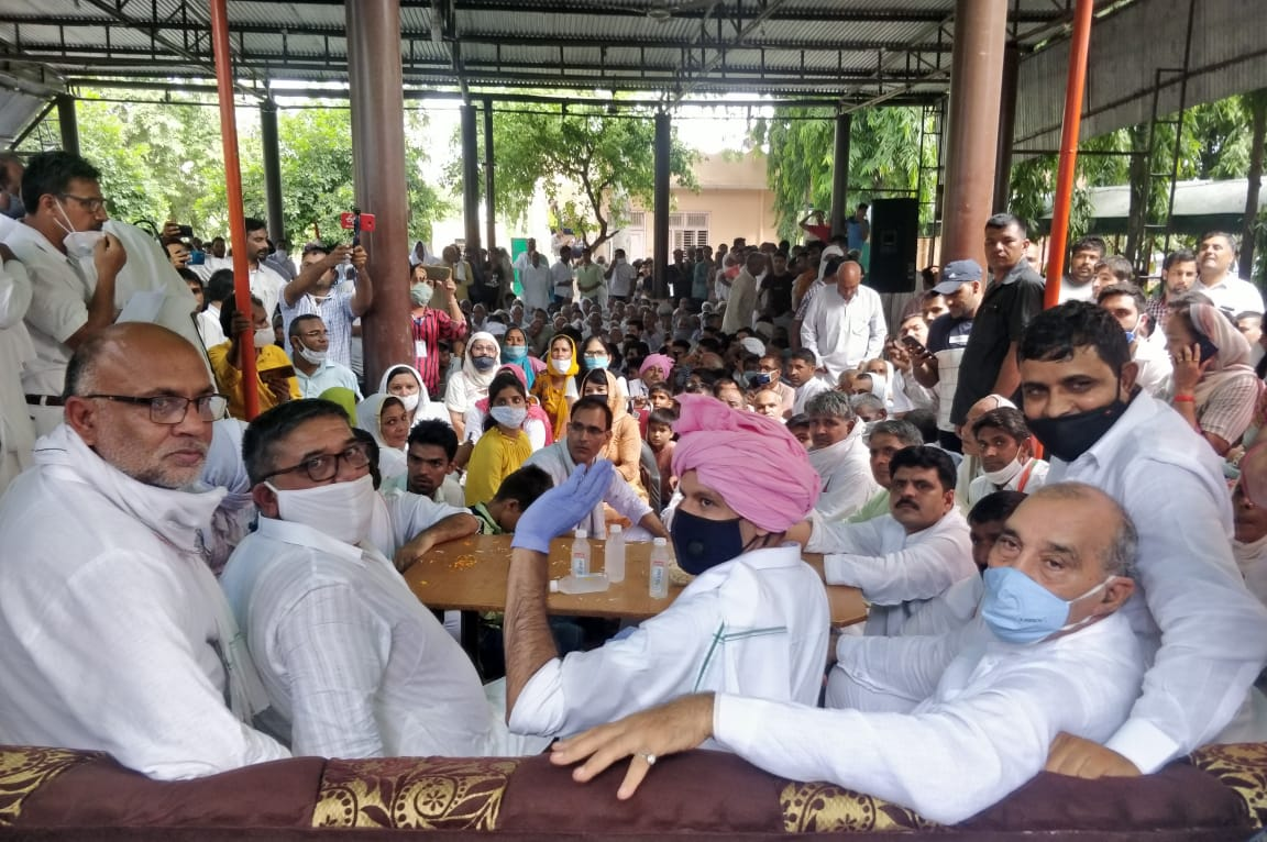 Govt engaged in retrenchment instead of giving employment says Deepender Hooda