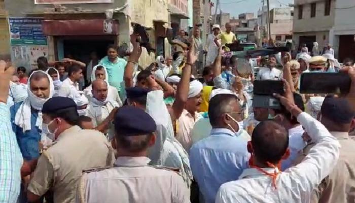 Haryana Agriculture Minister Faces Agitation from Farmers