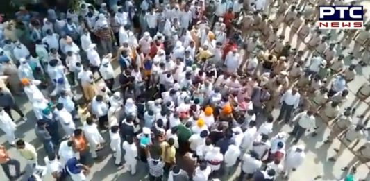 Haryana farmers oppose ordinances on private purchase of farm produce