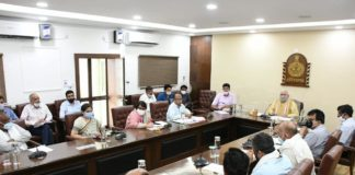 Haryana Government meeting with Adhati after new agricultural bills passed