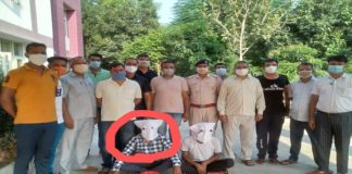 Haryana Police arrested Most Wanted miscreant from Chambal Valley