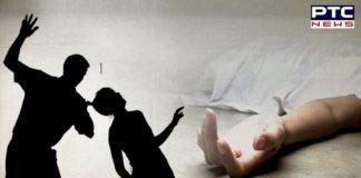 Husband killed wife in Phagwara
