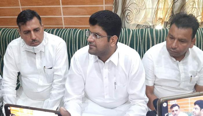 If crops were not purchased on MSP, I will resign first Dushyant Chautala (5)