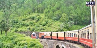 Kalka-Shimla heritage train with 2 NDA candidates onboard creates history