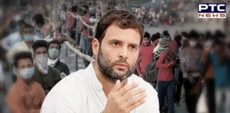 Rahul Gandhi says the lockdown was an attack on the poor