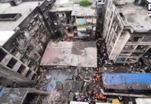 Maharashtra: 35 killed after multi-storey building collapses in Bhiwandi