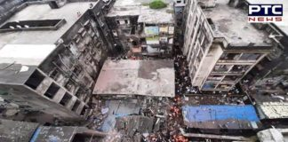 Maharashtra: 39 killed after multi-storey building collapses in Bhiwandi
