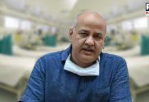 Delhi Deputy CM Manish Sisodia shifted to hospital following low oxygen levels