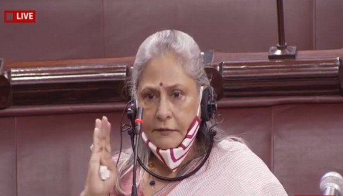 Monsoon Session | Jaya Bachchan spoke on Film industry