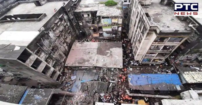 Maharashtra: 20 killed after multi-storey building collapses in Bhiwandi