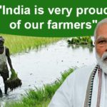 Farmers playing a major role to build Aatmanirbhar Bharat: PM Modi during Mann Ki Baat