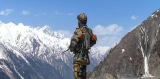 No Firing from Indian Side in LAC India Refutes to China Allegation