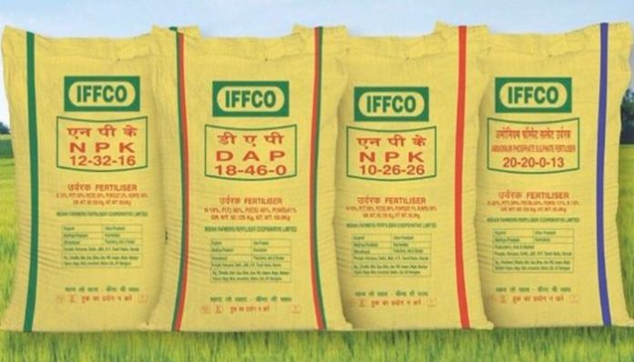 No plan to increase the rate of DAP and NPK fertilizers: IFFCO