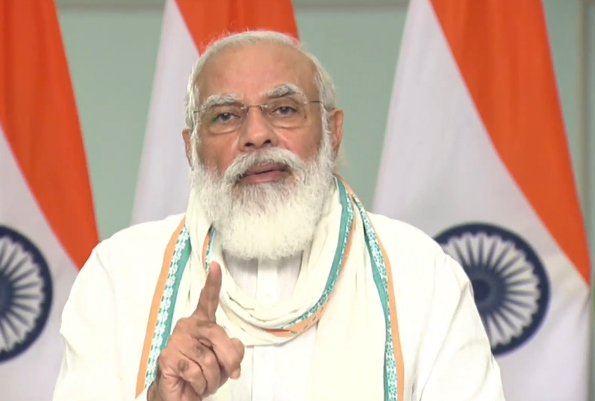 PM Modi says system of MSP will continue as it was before