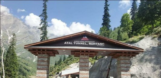 PM Modi to visit Himachal on 3 October to inaugurate Atal Rohtang Tunnel