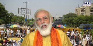 PM Narendra Modi slams opposition over farm laws protest