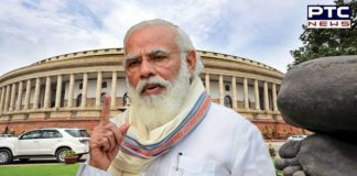 PM Modi lauds Indian soldiers as Monsoon session of Parliament begins