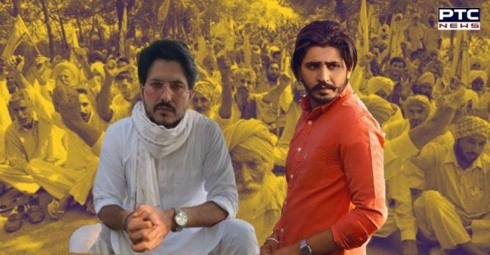 Punjabi singers Korala Maan and Jass Bajwa's new song on farmers' protest