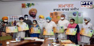 Punjab CM rolls out smart ration card scheme