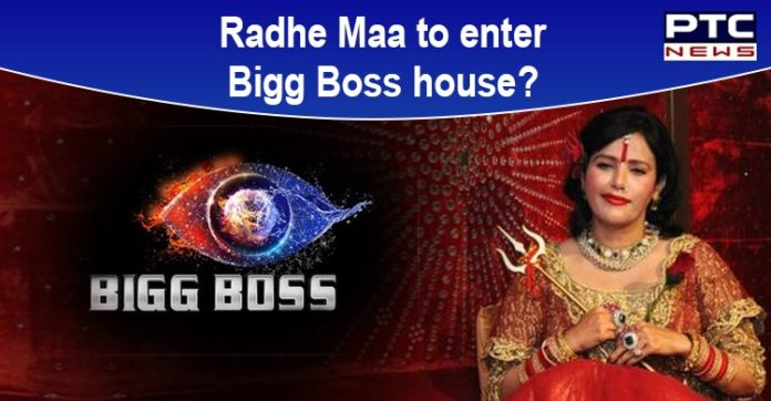 Controversial God-Woman Radhe Maa | in Bigg Boss house