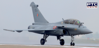 IAF's Rafale squadron to get its first woman fighter pilot.