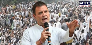 Congress leader Rahul Gandhi likely to join farmers' protest in Punjab