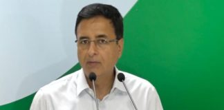 Surjewala says on three ordinances for agriculture sector