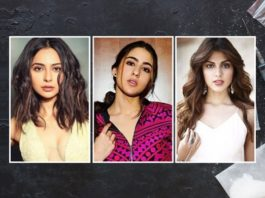 Rhea Chakraborty names Sara Ali Khan, Rakul Preet Singh in drugs case