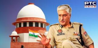 SC grants protection from arrest to former Punjab DGP