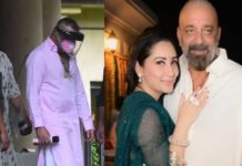 Sanjay Dutt travels to Dubai