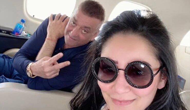 Sanjay Dutt travels to Dubai
