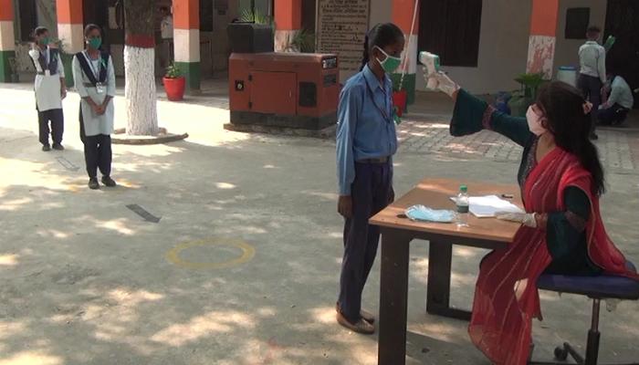 School open in Himachal, only 3 students arrive in Portmore (1)