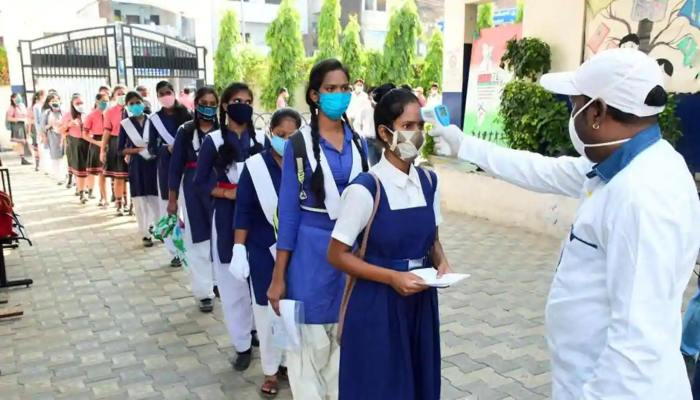 School to Reopen from Tomorrow Govt Issues SOP